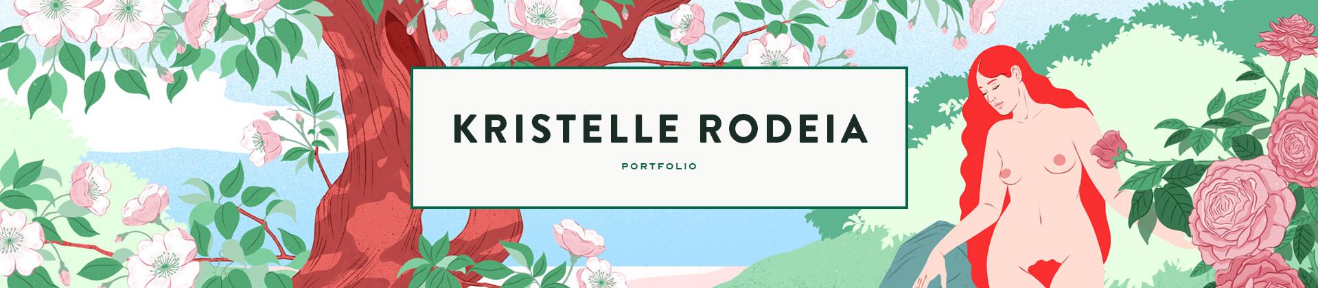Kristelle Rodeia