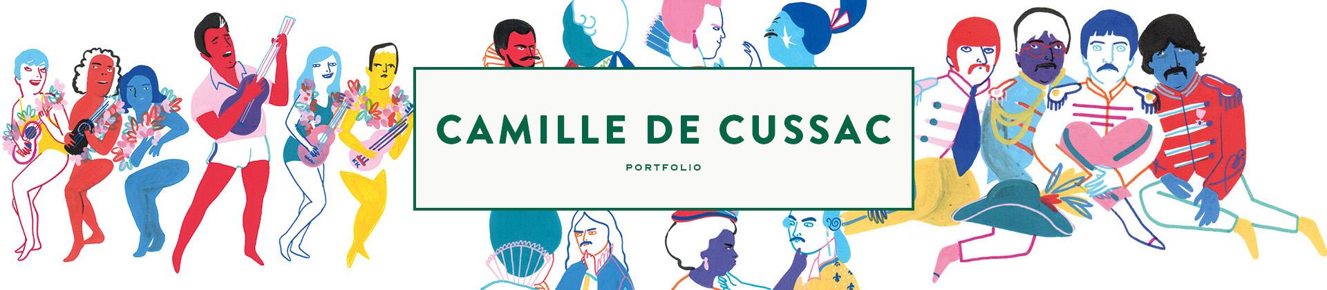 Camille de Cussac
