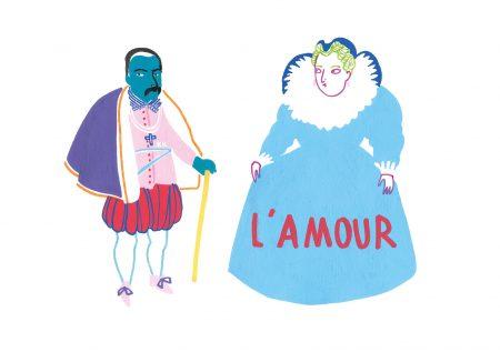 L'amour, par Camille de cussac